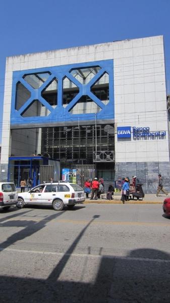Banco Continental Huancayo