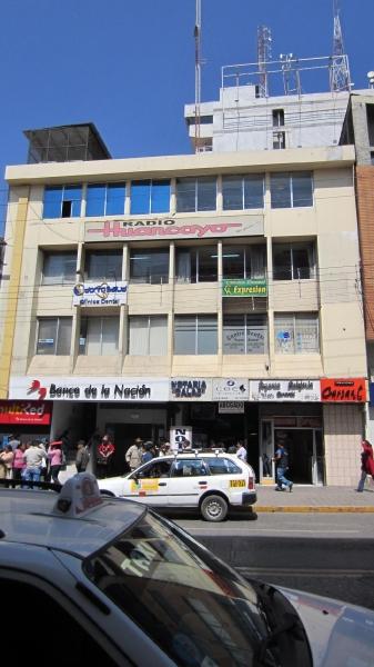 Banco de la Nación Huancayo
