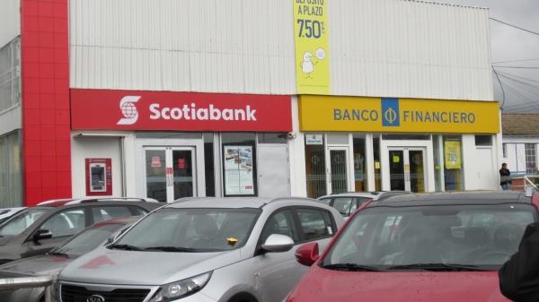 Banco Scotiabank y Financiero