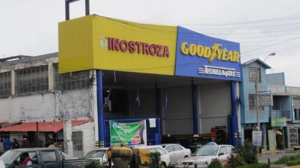 Hinostroza Good Year El Tambo