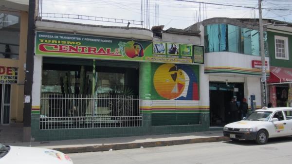 Turismo Central