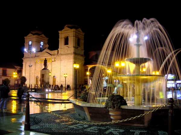 La Catedral de Huancayo 1