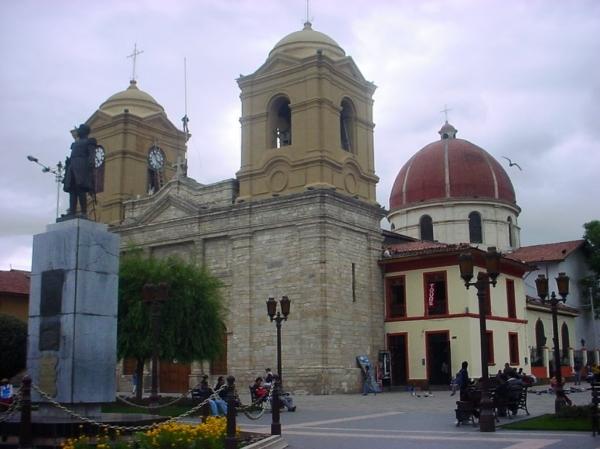 La Catedral de Huancayo 3