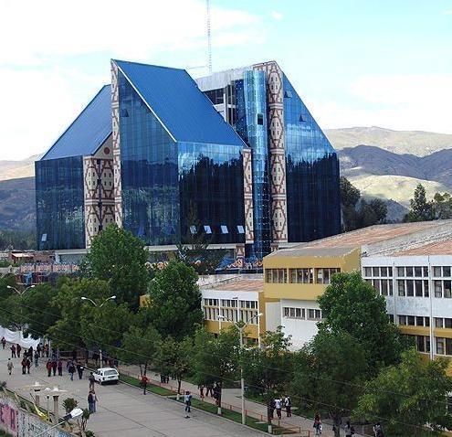 Universidad del Centro del Peru UNCP 1