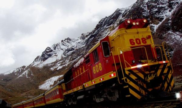 Tren de Huancayo 1
