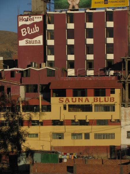 Hotel Blub