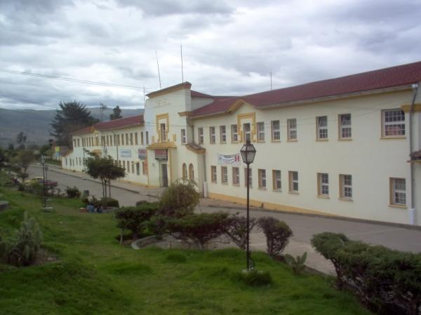 Hospital Daniel Alcides Carrión