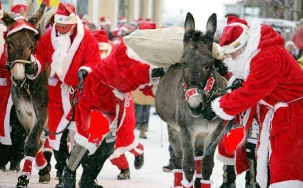 Navidad en Huancayo