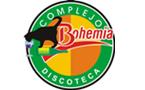 Logo de la discoteca Bohemia en Huancayo