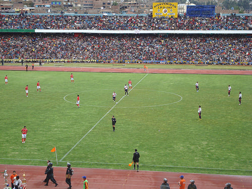 Estadio Huancayo