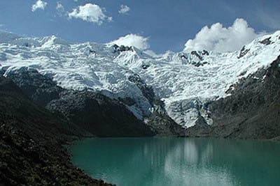 El nevado Huaytapallana