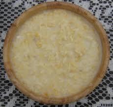 Mazamorra de maiz