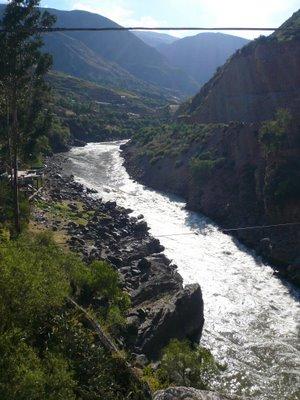 El río Mantaro