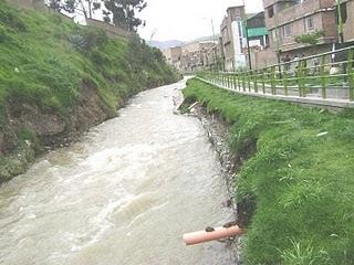 El río Shullcas