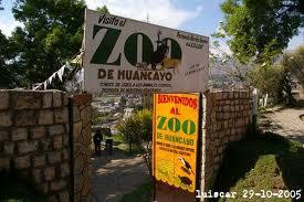 Puerta Zoologico Huancayo