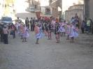 Danzando y festejando