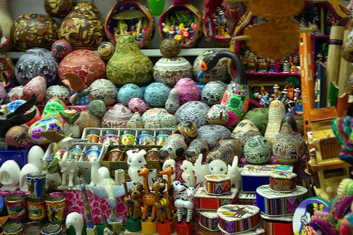 Artesanía de Huancayo