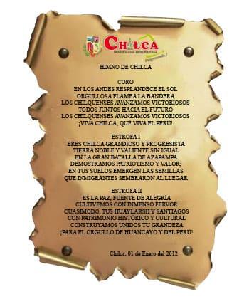 Himno de Chilca