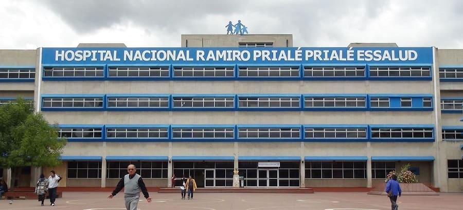 Hospital Ramiro Prialé Prialé