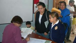 Incrementos en cuotas de dinero en colegios