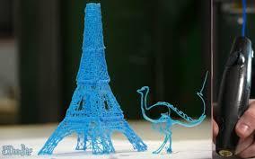Lapicero 3D