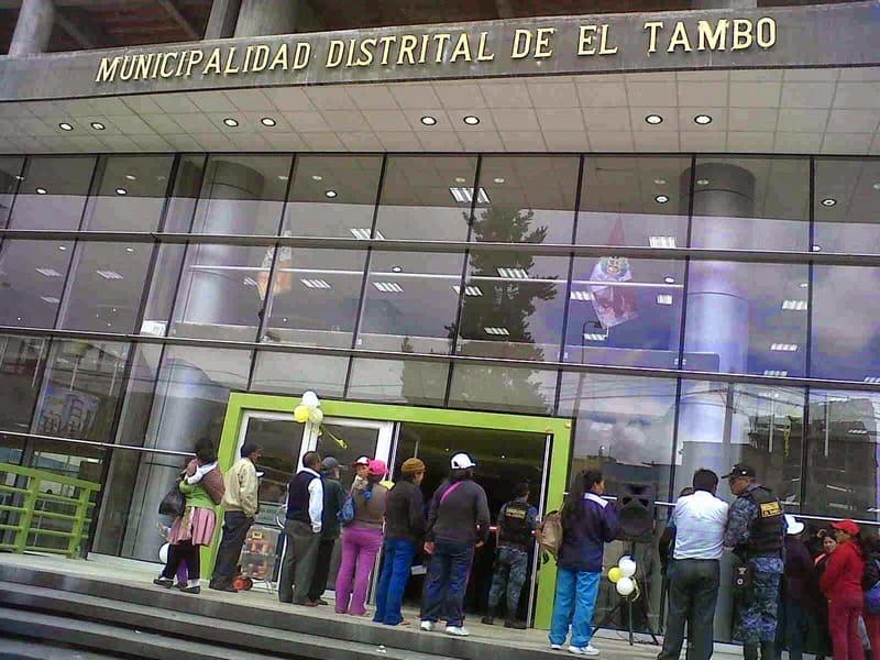 Municipalidad de El Tambo