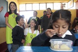 Programa Qali Warma Huancayo