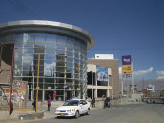 Real Plaza Huancayo