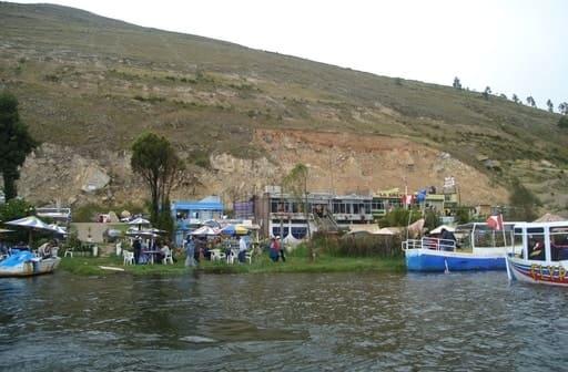 Recreos en la Laguna de Paca