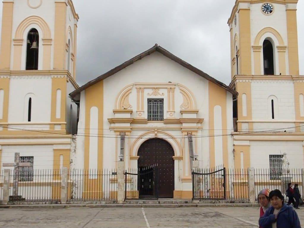 Templo de San Jerónimo de Tunán