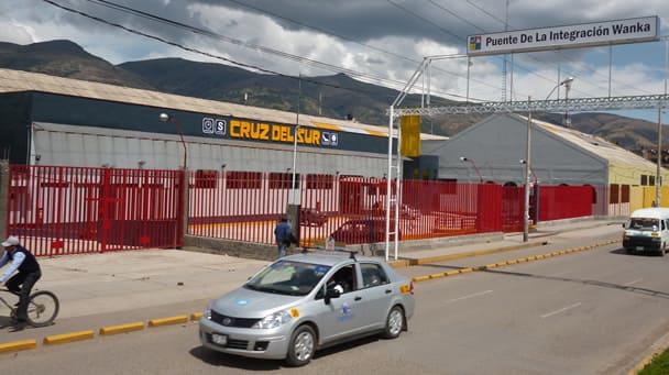 Terminal Cruz del Sur