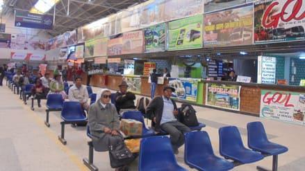 Terminal terrestre Los Andes
