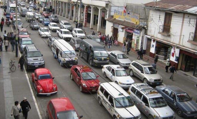 Transportes de Huancayo
