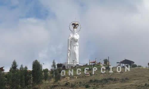 Virgen de Concepción